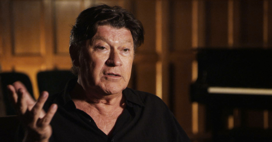 Robbie Robertson. Photo courtesy Rezolution Pictures / Kino Lorber.