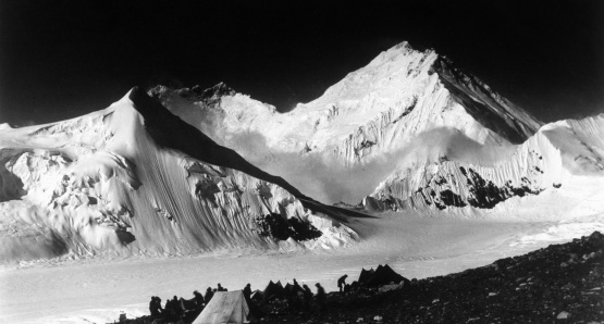 Still from EPIC OF EVEREST