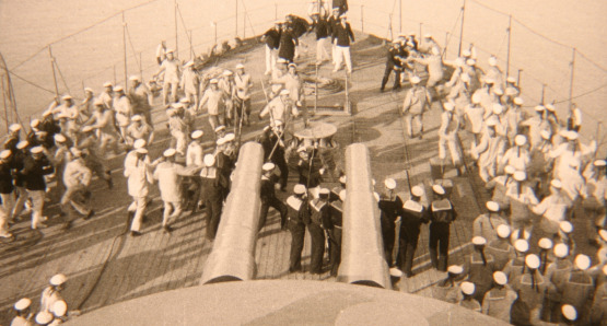 Still from Battleship Potemkin