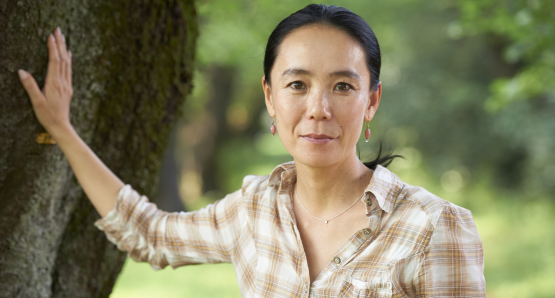 Sweet Bean Director Naomi Kawase