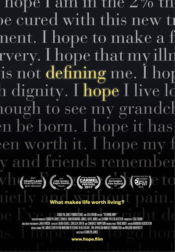 Defining Hope :: Kino Lorber EDU :: Kino Classics, Kino Lorber, and