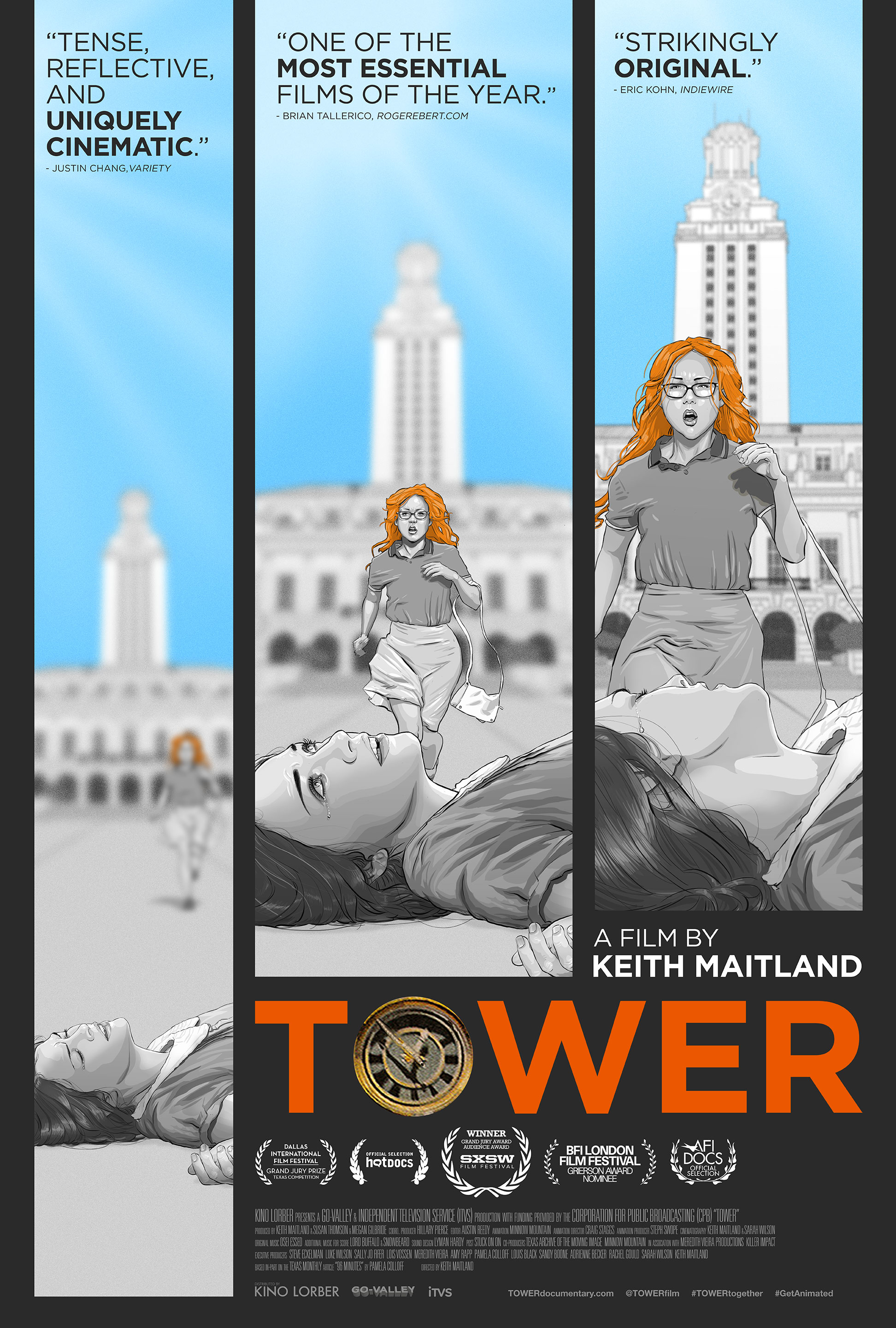 Tower :: Kino Lorber EDU :: Kino Classics, Kino Lorber, and Alive