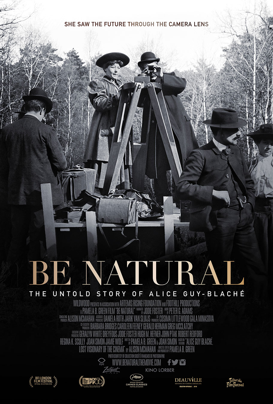 Be Natural: The Untold Story of Alice Guy-Blaché :: Kino Lorber EDU