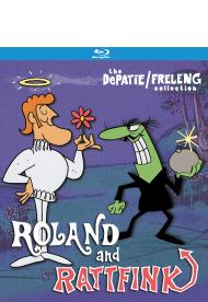 Roland and Rattfink (17 Cartoons)