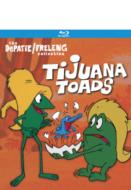 Tijuana Toads (17 Cartoons)