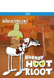 Sheriff Hoot Kloot (1973-74) (17 Cartoons)