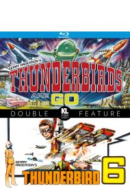 Thunderbirds Are Go! / Thunderbird 6 (Double Feature)