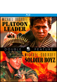 Platoon Leader / Soldier Boyz (Michael Dudikoff Double Feature)