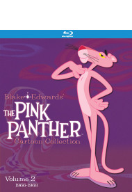 The Pink Panther Cartoon Collection Volume 2