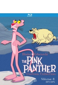 The Pink Panther Cartoon Collection Volume 4