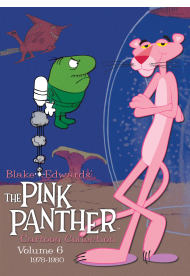 The Pink Panther Cartoon Collection: Volume 6