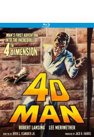 4D Man (Special Edition)