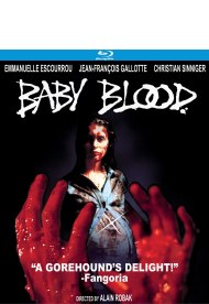 Baby Blood (Special Edition) aka The Evil Within