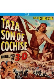 Taza, Son of Cochise 3-D