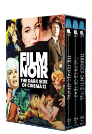 Film Noir: The Dark Side Of Cinema II [Thunder On The Hill / The Price Of Fear / The Female Animal]