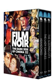 Film Noir: The Dark Side of Cinema III [Abandoned / The Lady Gambles / The Sleeping City]