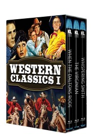 Western Classics I [When the Daltons Rode / The Virginian / Whispering Smith]