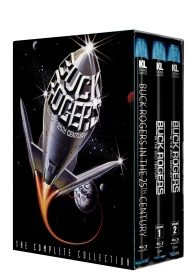 Buck Rogers in the 25th Century - The Complete Collection