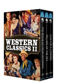 Western Classics II [The Redhead from Wyoming / Pillars of the Sky / Gun for a Coward]