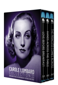 Carole Lombard Collection II [Hands Across the Table / Love Before Breakfast / Princess Comes Across]