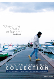 The Gianfranco Rosi Collection (Below Sea Level, Boatman, Fire at Sea, Sacro Gra)