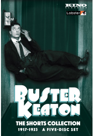 Buster Keaton: The Shorts Collection (1917-23)