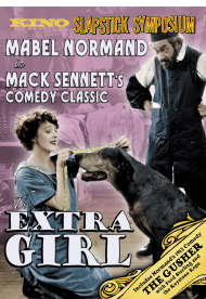 Mabel Normand (THE EXTRA GIRL and THE GUSHER)