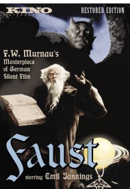 Faust (single DVD boxset version)