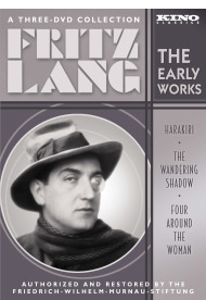 Fritz Lang: The Early Works (3-DVD Collection)