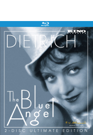 The Blue Angel (Deluxe Blu-ray)