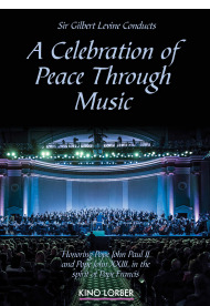 A Celebration of Peace through Music DVD