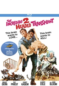 Incredible Two-Headed Transplant (with optional RiffTrax)