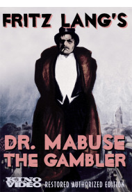 Dr. Mabuse, The Gambler (Restored Authorized Edition)